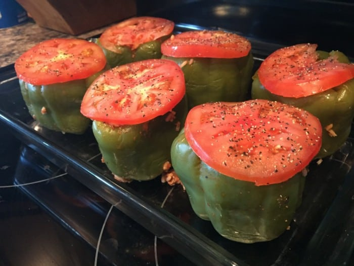 Paul's Classic Stuffed Peppers Recipe (Make Leftovers!)