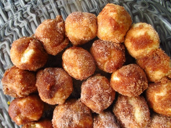 Cinnamon Dough Balls Recipe