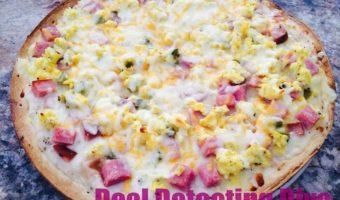 Breakfast Pizza Recipe: Quick, Easy and Delicious!