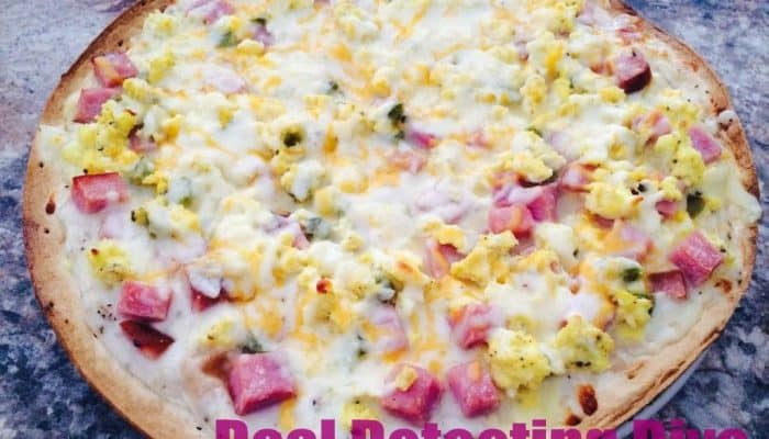 Breakfast Pizza Recipe: Quick, Easy and Delicious!