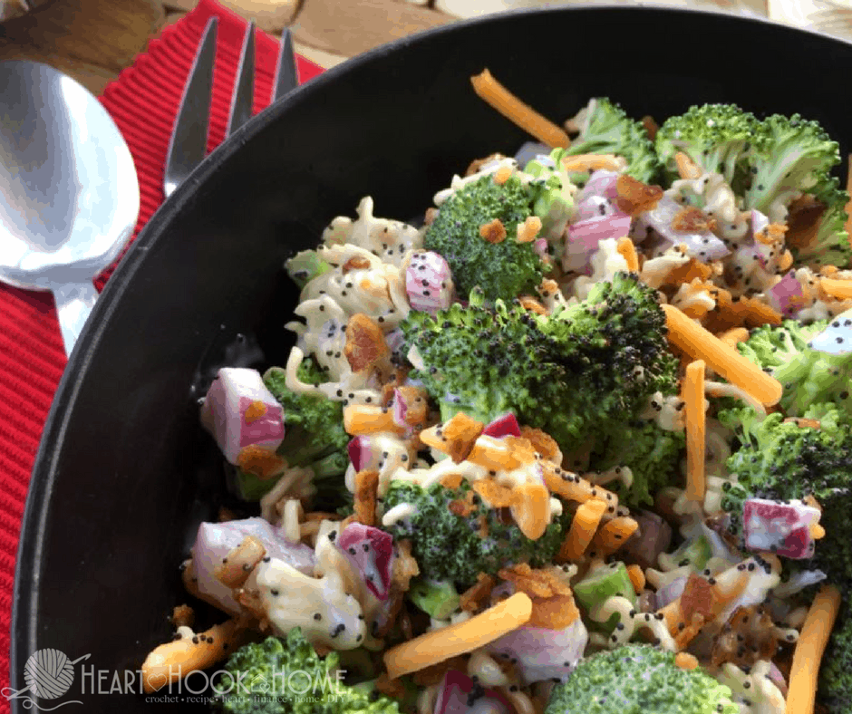 Bring it Again Broccoli Salad Recipe