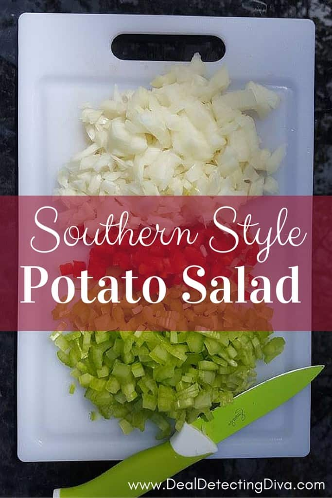 Southern Style Potato Salad Recipe (Make up to THREE Days in Advance!)
