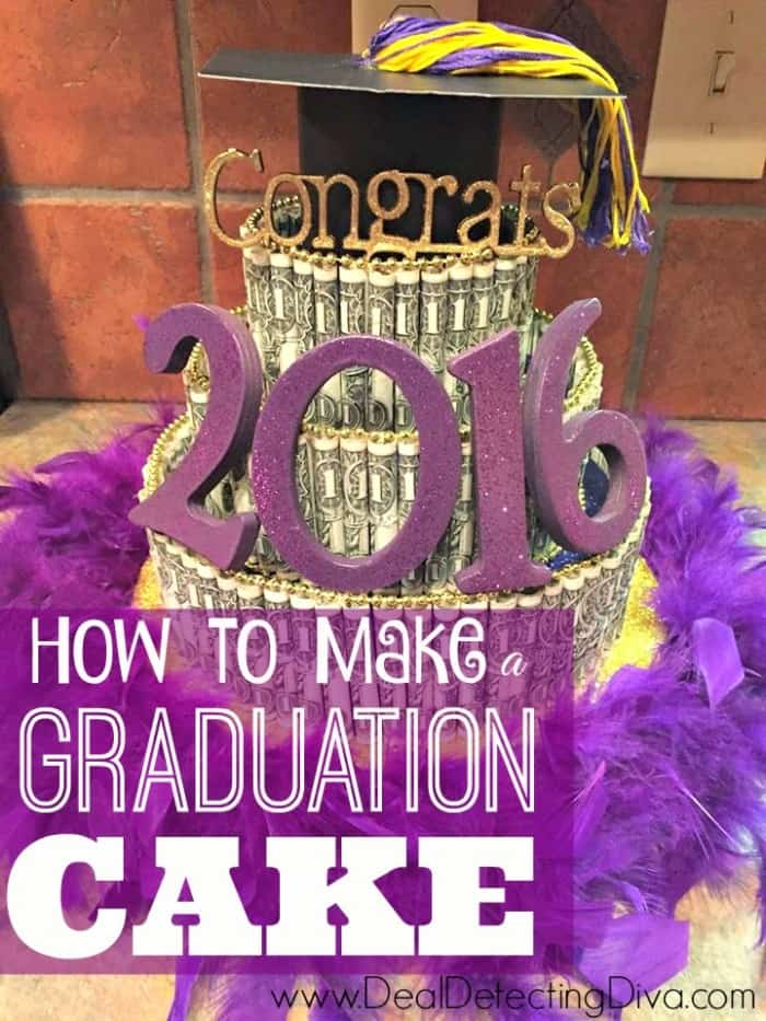 How to create a graduation cake using items mainly from - How to earn more money in design home ...