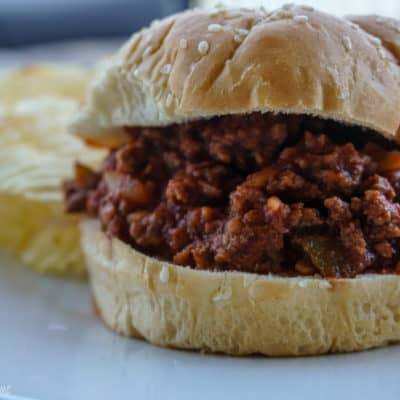 Slow Cooker Sloppy Joes :: From Raw to Ready