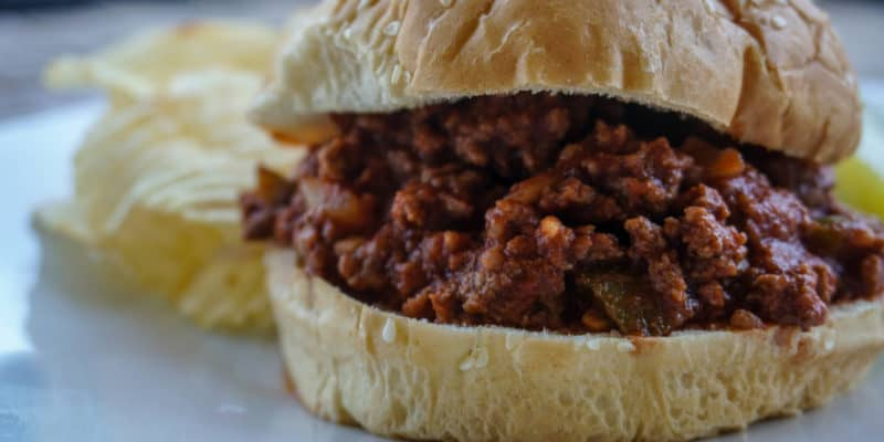 Raw to Ready Slow Cooker Sloppy Joes