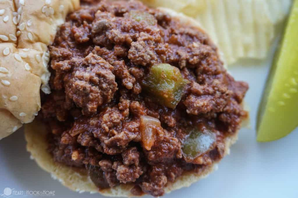 Raw to Ready Sloppy Joes Recipe