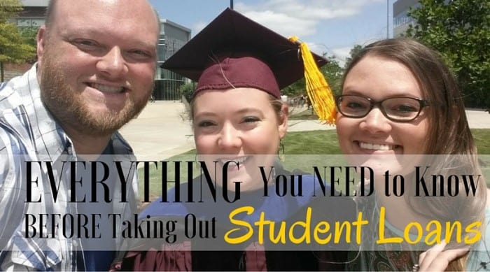 Ins and Outs of Student Loans (Read BEFORE College!)