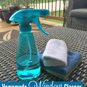 Homemade Glass Cleaner Recipes – Regular and Super Strength for Spring Cleaning