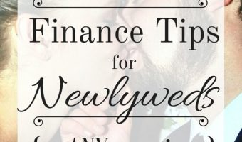Finance Tips for Newlyweds (or ANY Marriage)
