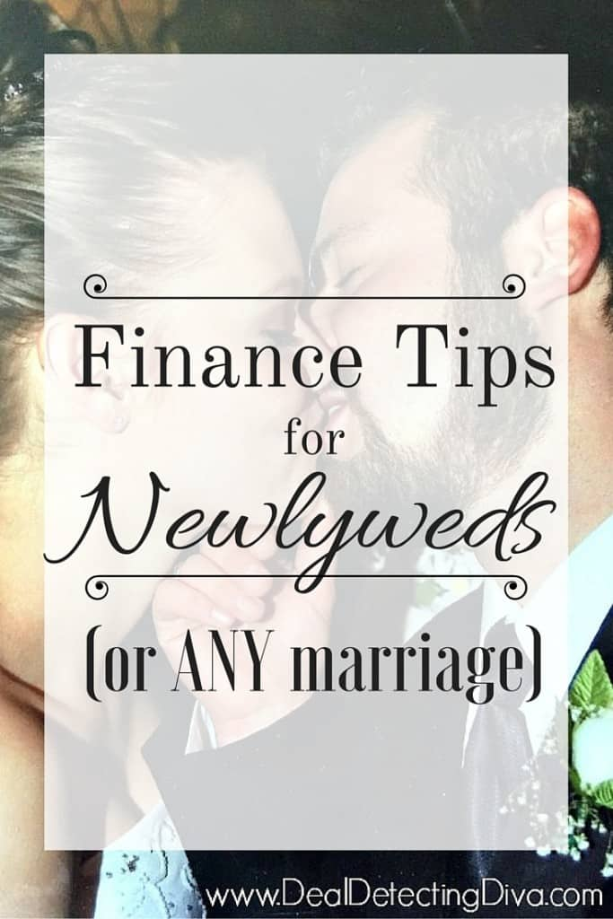 Money and Marriage: Finance Tips for Newlyweds (or ANY Marriage)