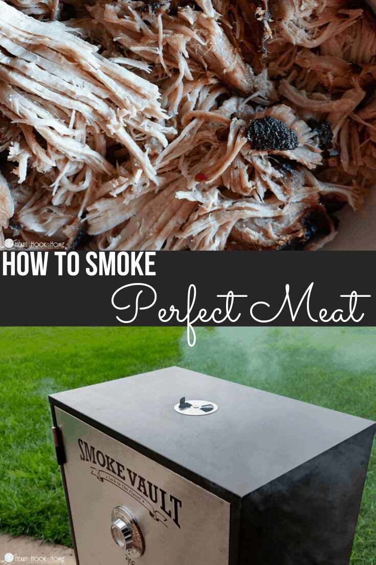 How to smoke perfect meat