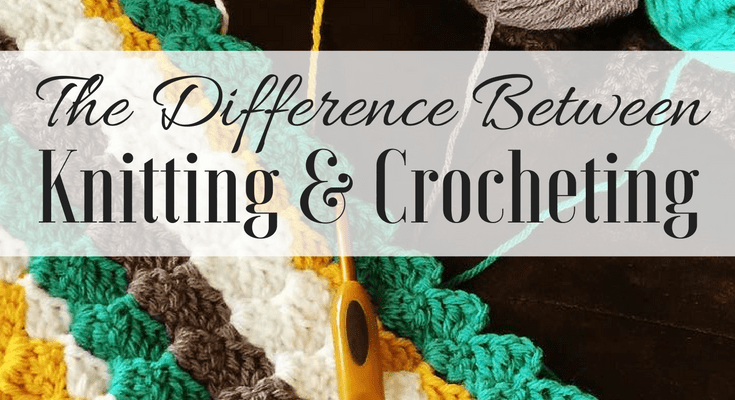 Knitting And Crochet Difference : Crocheting archives heart hook home