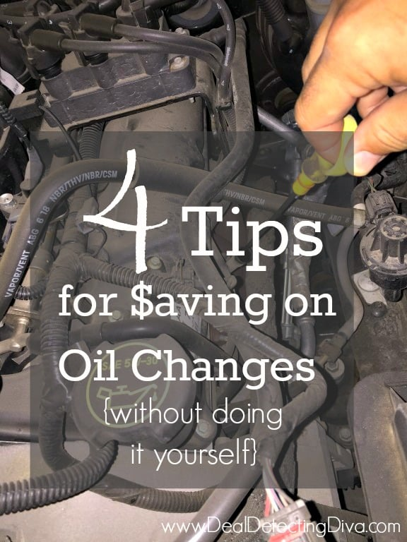 4 Tips for Saving on Oil Changes: Crushing the 3,000 Mile Myth
