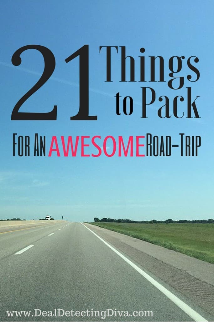 21 things to pack for an awesome road trip. Black Bedroom Furniture Sets. Home Design Ideas