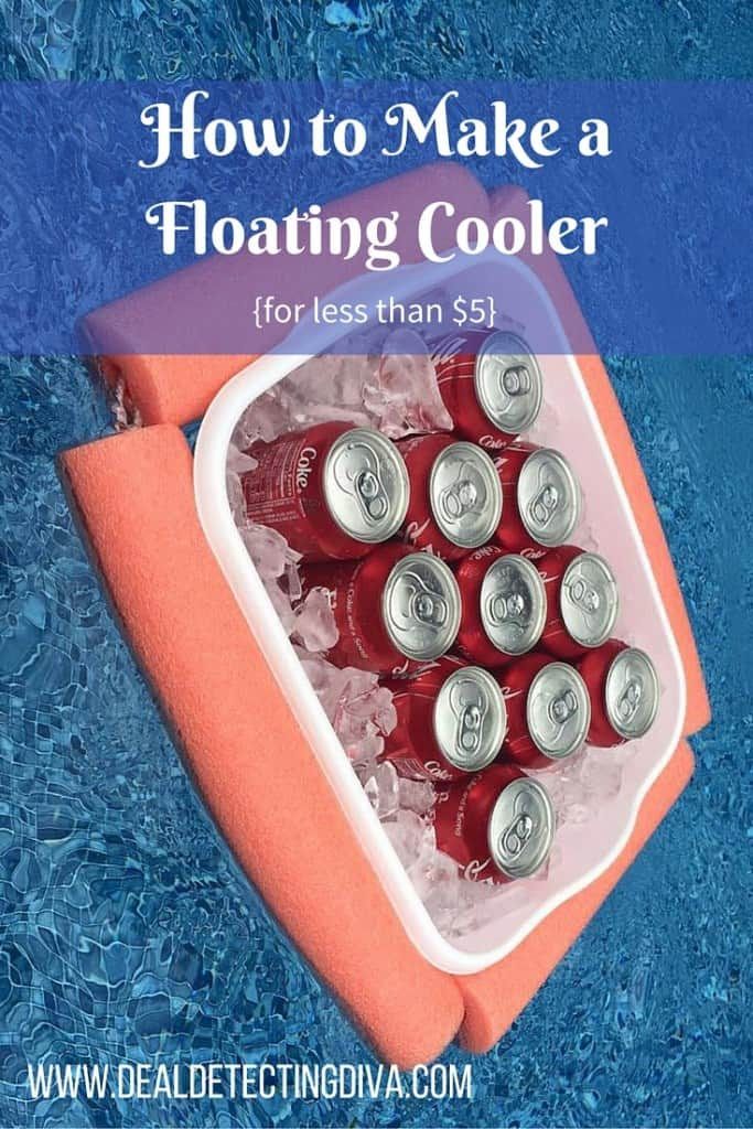 How to Make a Floating Cooler (1)