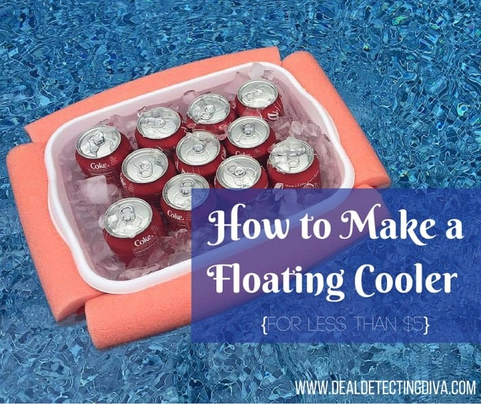 How to Make a Floating Cooler