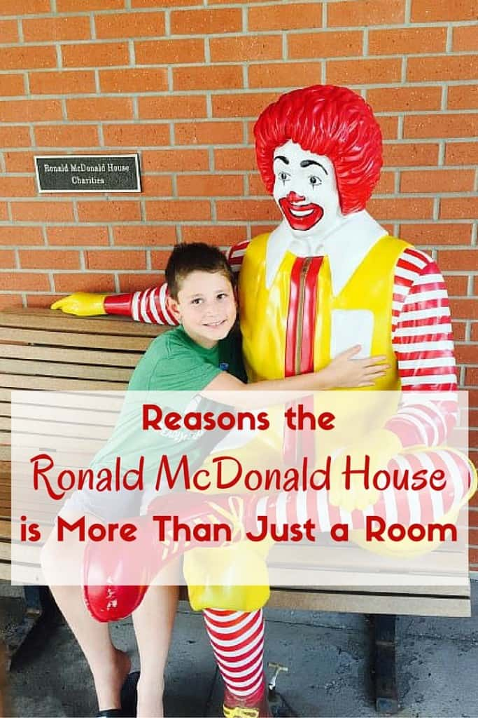 Reasons The Ronald McDonald House Is More Than Just a Room