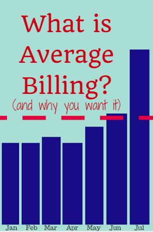 Why You Want Average Billing with Your Utilities