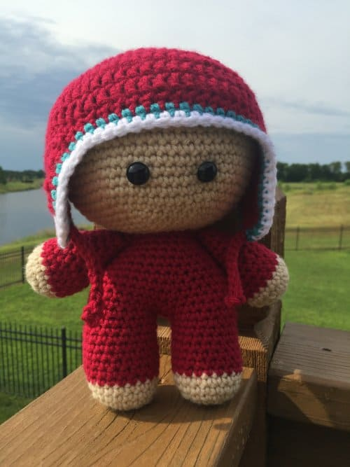 What Is A Big Head Baby Doll And Why You Should Crochet One