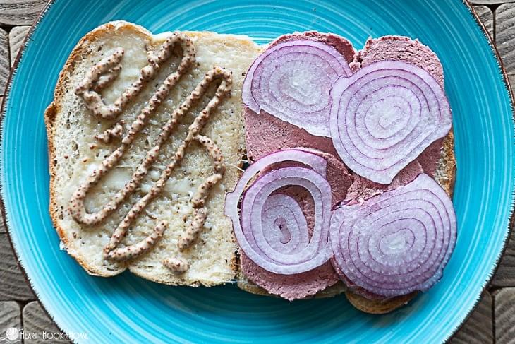 Braunschweiger Sandwich