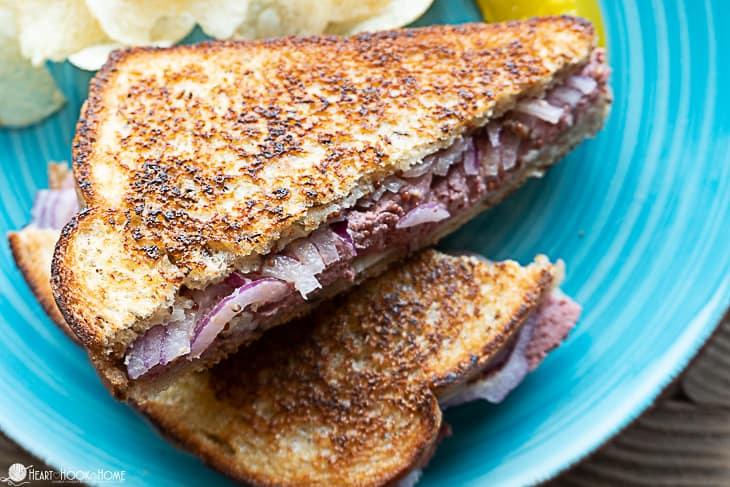 Braunschweiger Sandwich recipe