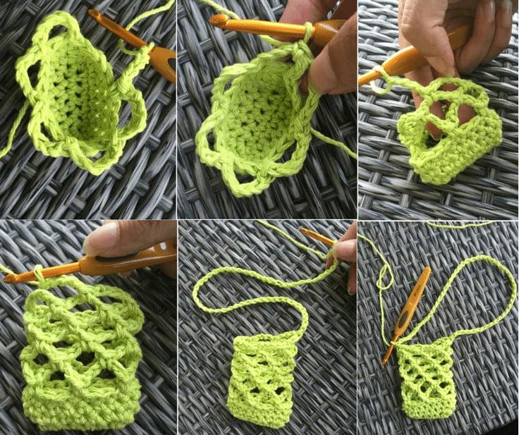 Scentsy Car Air Freshener Free Crochet Pattern