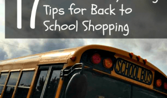 17 Genius Money Saving Tips You Need to Know Before Back to School Shopping