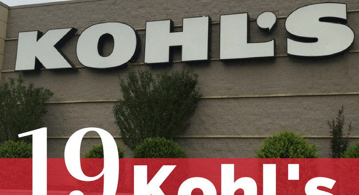 19 Secret Shopping Hacks for Saving at Kohl's