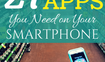 27 Must Have Money Saving Smartphone Apps