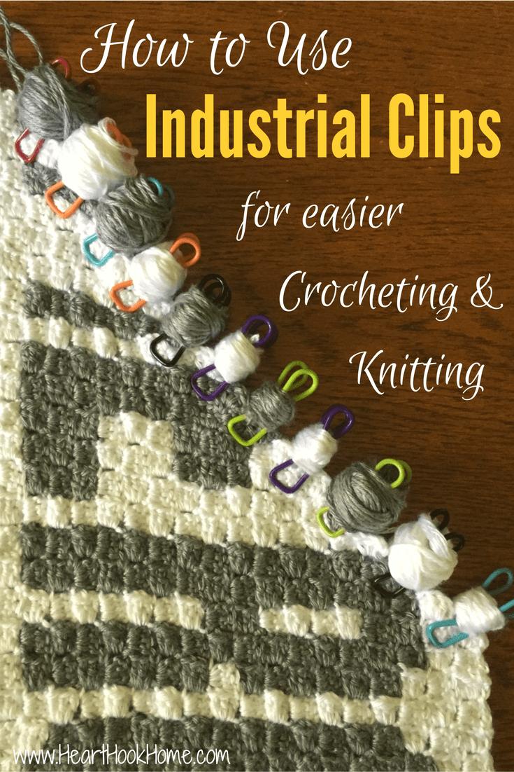 Yarn Bobbins for Crochet and Knitting