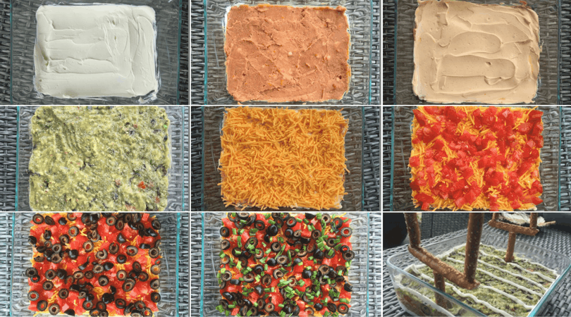 Crowd Favorite: 7 Layer Dip (Great for Football!)