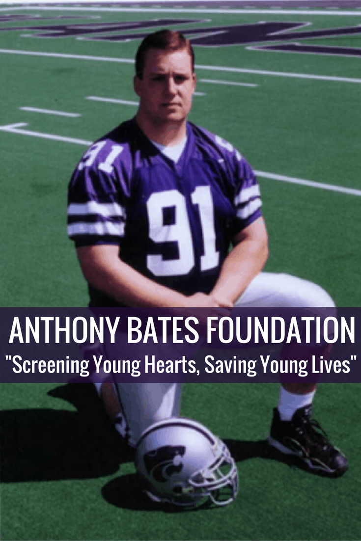 Finding Free Heart Screenings for Your Little Athlete + Why You Need One (Anthony Bates Foundation)