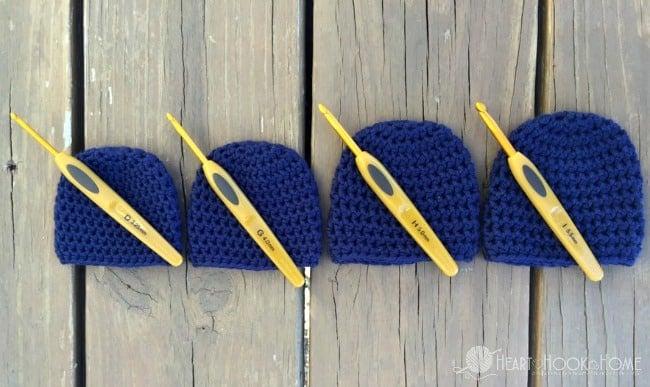 Why Hook Size Matters in Crochet