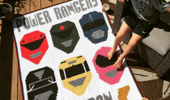 Power Rangers Graph Pattern for Graphghan