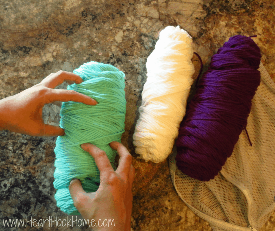 How to Soften Economical or Scratchy Yarn