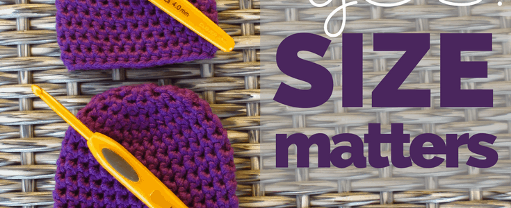Why Size Matters in Crocheting and Knitting
