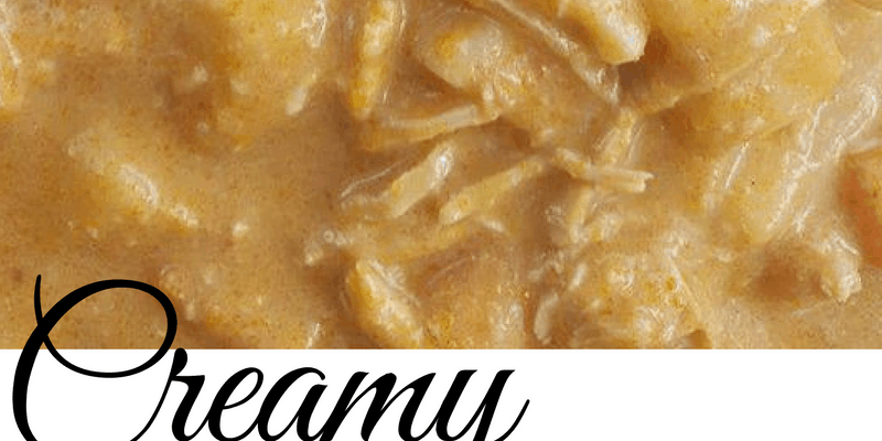 Creamy Crock-Pot Curry - A Crowd Pleaser