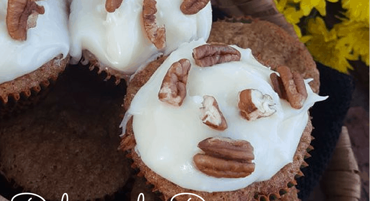 Deliciously Divine Carrot Cake