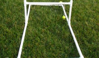 How to Make a Ladder Golf Game Set Using PVC Pipe