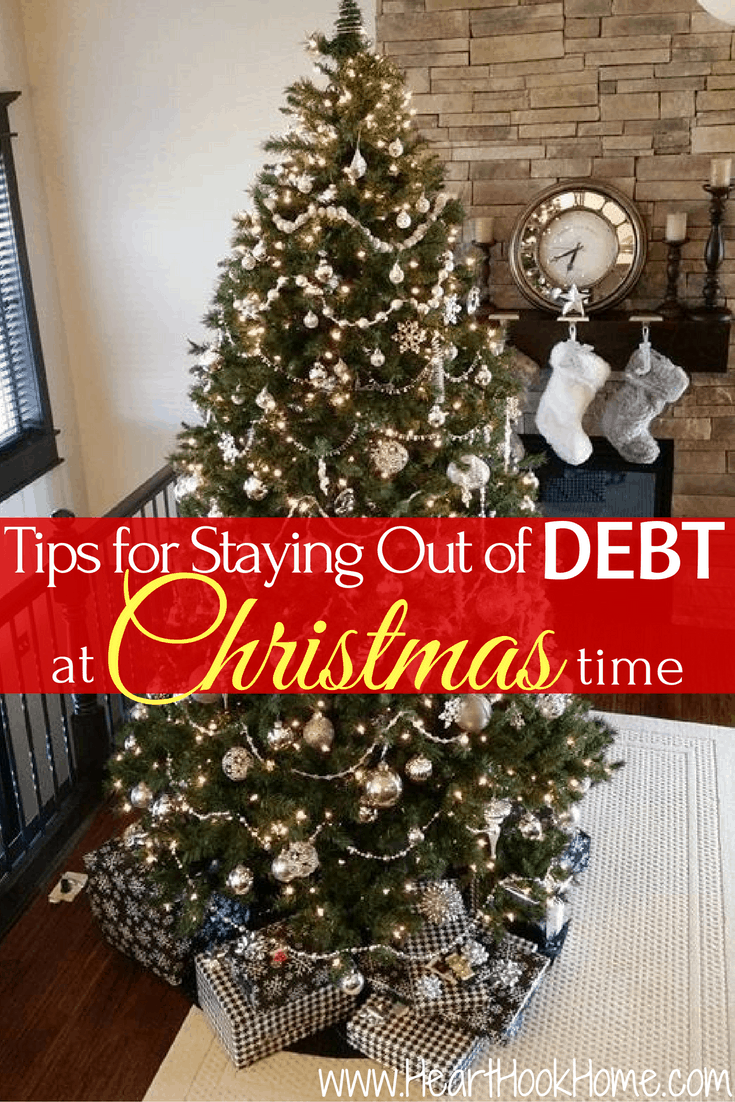 11 Tips for Staying out of Debt this Christmas