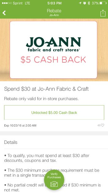 Tips for Saving Money at Jo-Ann Fabric and Crafts