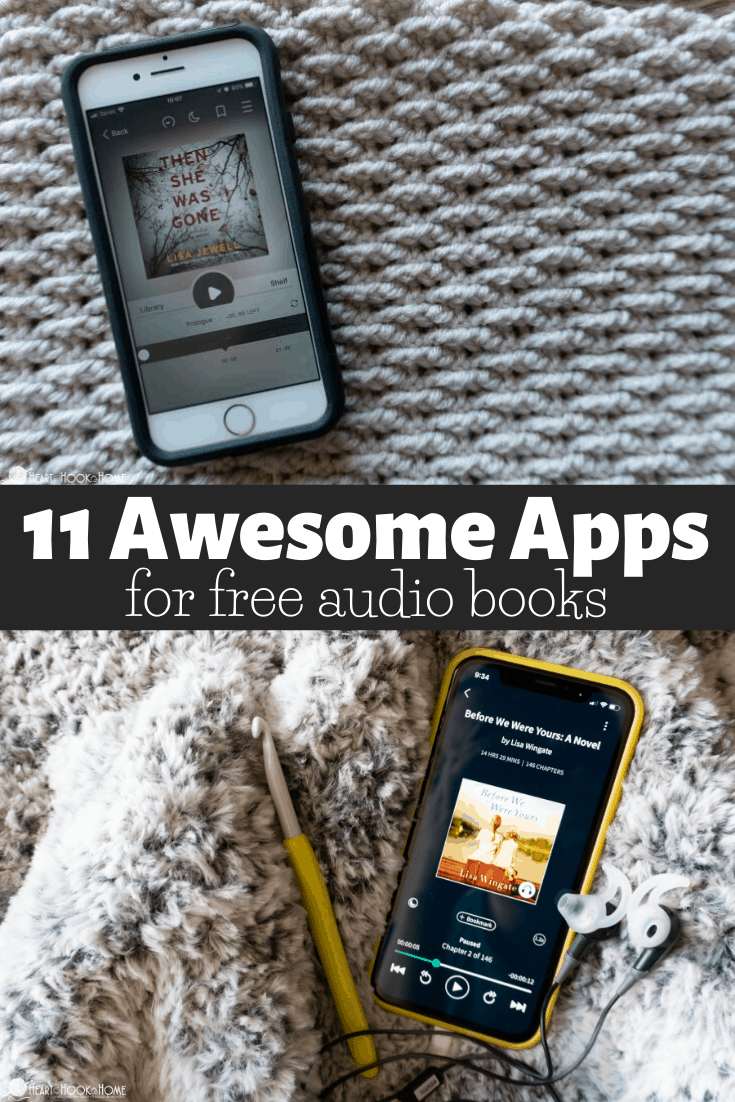 11 Awesome Ways to listen to audio books for free