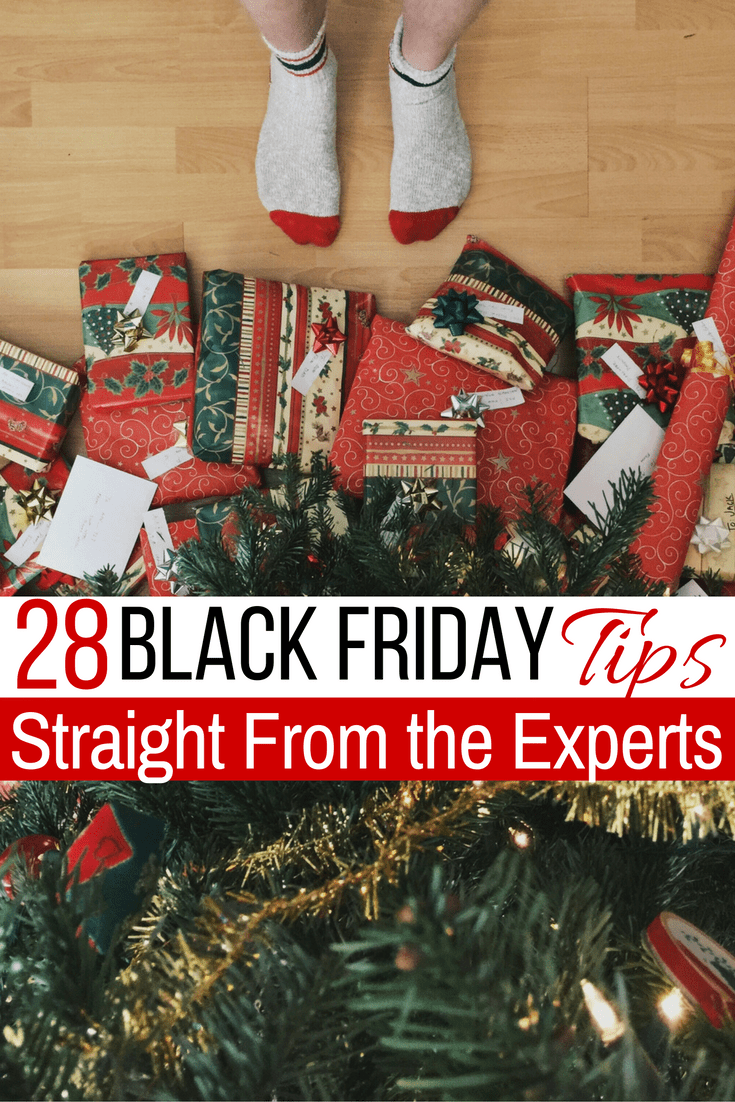 Black Friday: 28 Shopping Tips Straight From the Experts