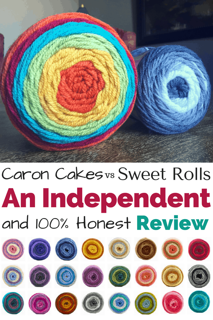 Caron Yarn Colors