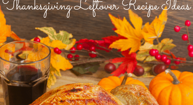 Non-Traditional Thanksgiving Leftovers Recipe Ideas