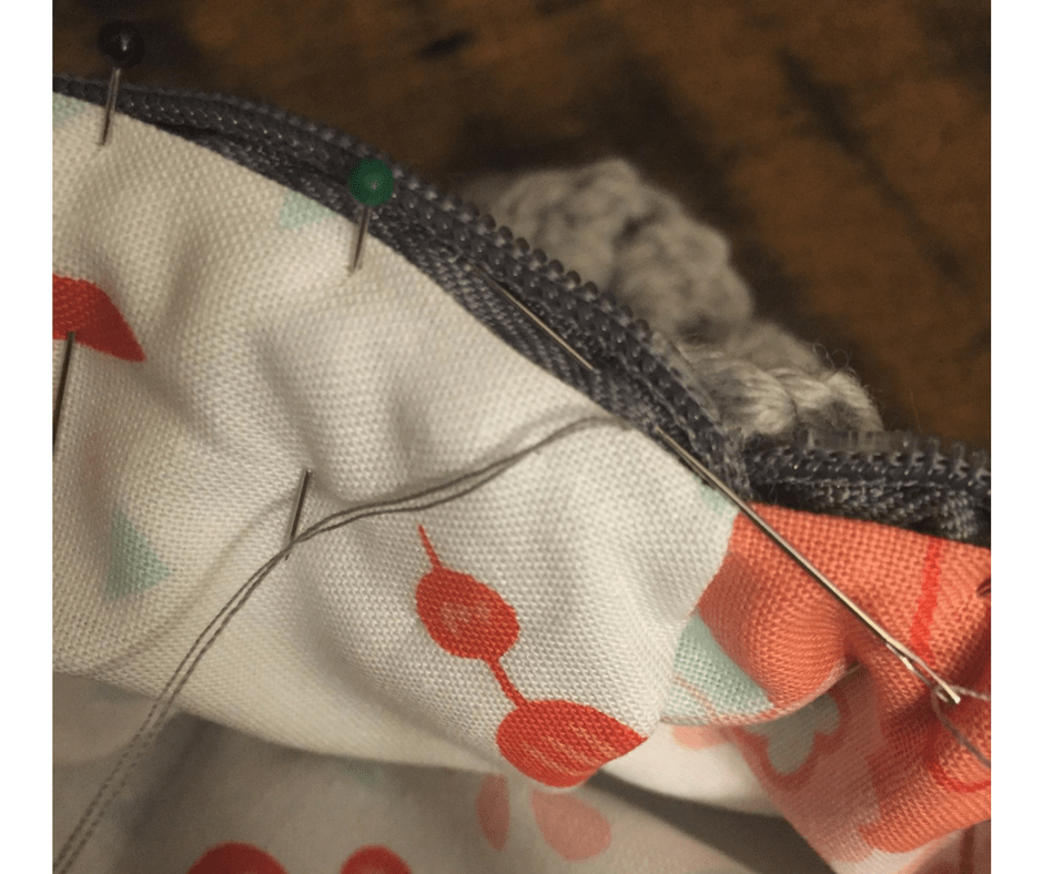 How to Hand Sew a Purse Lining