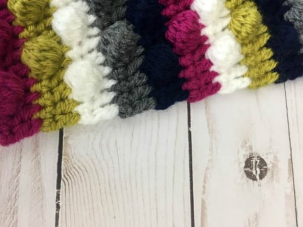 Changing Colors in Crochet