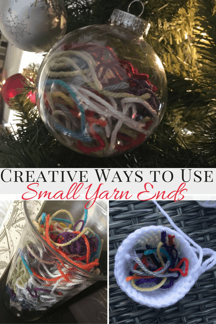 Ways to Use Yarn Ends (Instead of Tossing Them Out)