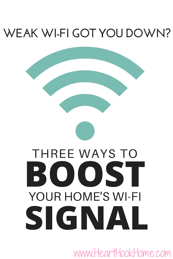 Ways to Boost Wi-Fi Signal in Your Home