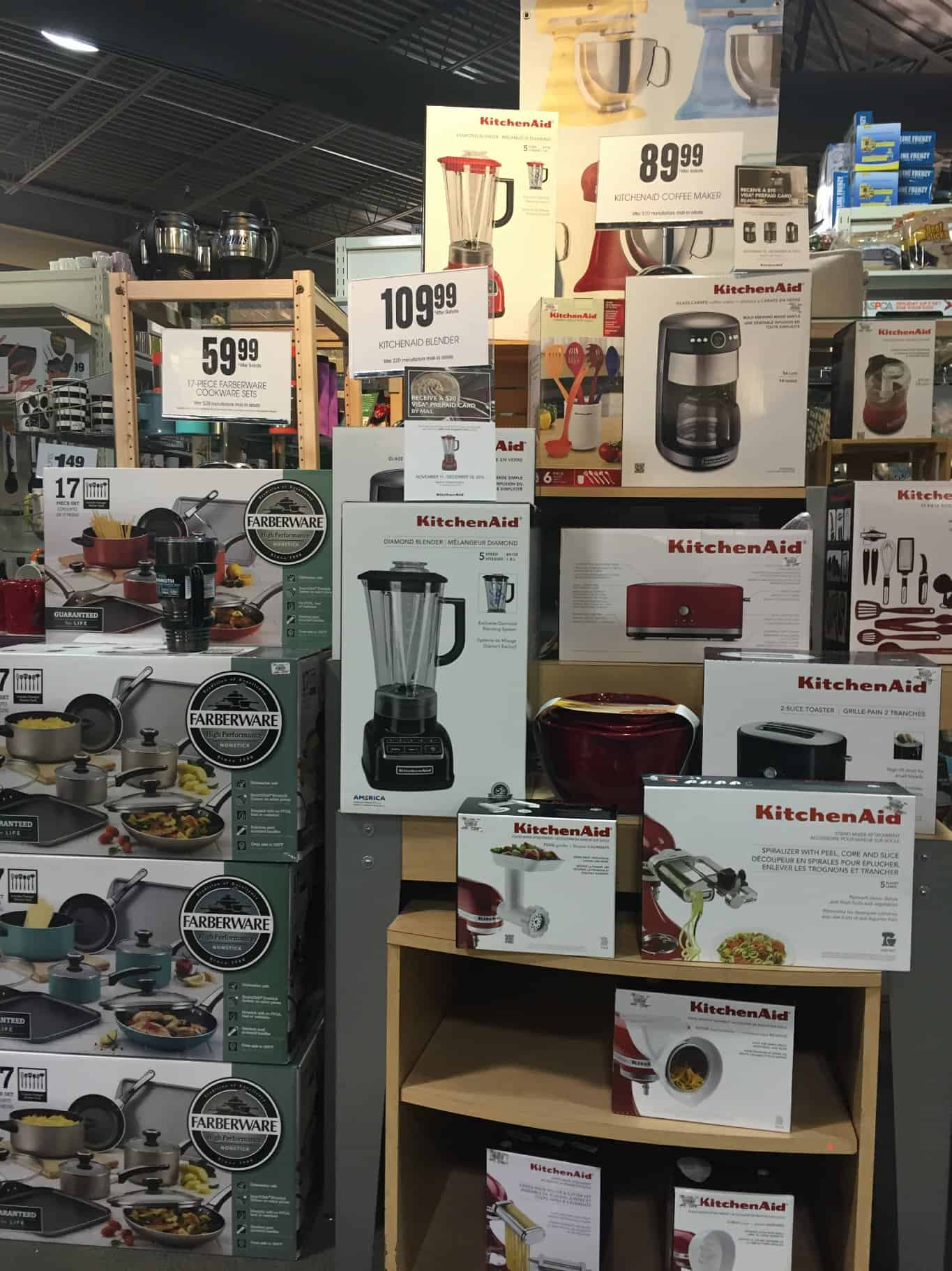 Kitchenaid Attachments at Gordmans